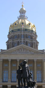 state capitol detail